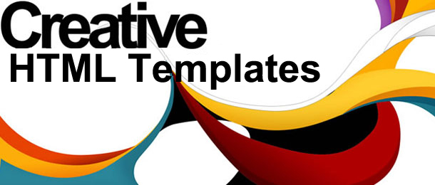 30 Creative and Well Designed HTML Templates
