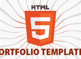 Inspiring Collection of HTML5 Portfolio Templates