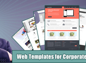 Awesome Web Templates for Corporate Business