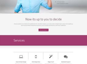 App Mojo – Single Page Software Promotion HTML