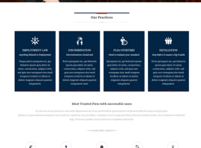 Attorney & Law | Lawyers HTML Template