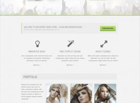 Empire HTML Template