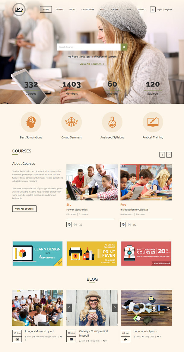 LMS---Learning-Management-WordPress-Theme